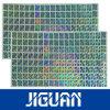 Collant bon marché d'hologramme de garantie d'arc-en-ciel de laser des prix de qualité