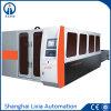 3000W is de Scherpe Machine lx-Q8800 van de Laser van de vezel op het Staal van de Legering van toepassing