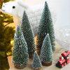 Kunstmatige Kerstboom van de Ceder van de Gift van de Bevordering van de Decoratie van de Desktop van Kerstmis de Witte