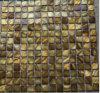 Brozen teñido de mosaico de Shell (GL003MSH)