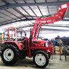 Compact Cargador Frontal Tractor agrícola con CE