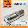 Haute luminosité 1157 P21W 80W à LED témoin de frein