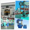 Het Vulcaniseren van de Plaat van het Type Column/Pillars van Reeks van Xlb de Hydraulische RubberMachine van het Vulcaniseerapparaat van de Machine van de Pers Rubber