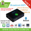 Dual Core Android TV Box, en charge Bluetooth