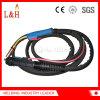 International Standard 3m / 4m / 5m MB501d MIG tocha de soldagem para a indústria de soldagem