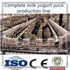 De nieuwe Ontworpen Kleinschalige Lopende band van /Yoghurt van de Melk Gecombineerde /Juice