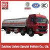 caminhão de tanque do óleo de 6X2 HOWO 21000L