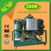 Tipo aceite de Distilation del vacío de cocina usado que recicla la máquina