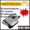 IP PTZ Mini Escáner Cámara Térmica de Vigilancia Multifunción