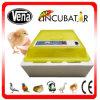 Haut de vente automatique complet de conception de nouveaux mini-incubateur d'oeufs de canard