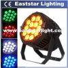 18X10W 4in1 RGBW Waterproof LED PAR Poder Light