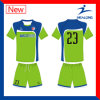 Healong 100% Customized sublimation football uniform (Soccer uniform)