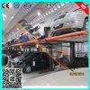 Sistema multilivelli semplice di parcheggio dell'automobile