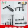 Des outils plus de haute qualité de clés de taraud de 2.5-9.0mm par Steel