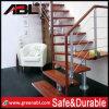 Escada de aço inoxidável com preço razoável