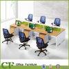 Самомоднейшее рабочее место работника офиса таблицы офиса Modual линейной