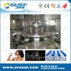 Rinicage de la machine de capsulage de remplissage de bouteilles d'animal familier de Lsobar