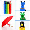 Princesa Rain de la historieta/parasoles de Sun plegables el paraguas