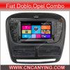 Speciale Car DVD Player voor FIAT Doblo, Opel Combo met GPS, Bluetooth. (CY-9250)