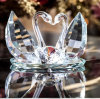 Красивейшее Crystal Swan для Wedding Gift