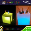Control remoto Wireless LED Barra de cambio de Color Cubo de hielo
