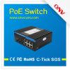 6 10/100m Poe Portsおよび3 Gigabit Fiber Portsの9ポートIndustrial Managed Poe Switch。 IEEE802.3af Standardと互換性がある