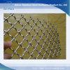 Treillis métallique serti d'acier inoxydable de qualité