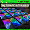 고품질 싸게 휴대용 이용된 DJ RGB 색깔 LED 댄스 플로워
