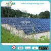 De zonne Grond zet, de ZonneUitrusting van het Landbouwbedrijf op