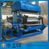 Ligne de production à la machine de plateau d'oeufs de pulpe de papier de technologie neuve