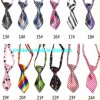 Prix ​​d'usine Lovely Neckwear Polyester Imprimé Pet Accessories Dog Tie
