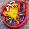 Kids Inflatable Obstacle를 위한 최고 Sale Inflatable Interactive Game