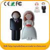 Custom Pen Drive cadeau de mariage de disques de mémoire flash USB (EG024)