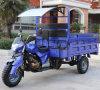 日光の証拠が付いている250cc貨物三輪車