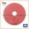 다이아몬드 닦는 패드 지면 가는 디스크 거친 격판덮개 기계설비는 6  /150mm를 도구로 만든다