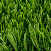Het veelkleurige Kunstmatige Gras van de Tuin met pp en de Steun van pp