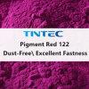 Pigmento rosso 122 con le proprietà eccellenti di Fastness (premiscela E2620 dentellare)