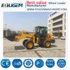 Eougem 상표 건축기계 전기 소형 바퀴 로더 Zl20