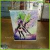 Rolo de suspensão personalizado da parede das bandeiras do Anime da impressão de Digtal