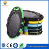 carregador solar do banco da potência do USB 5000mAh para o portátil