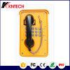 Téléphone Emergency ferroviaire de téléphone de téléphone lourd résistant imperméable à l'eau de vandale