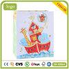 Подарка искусствоа детей шлюпки моря мешки животного голубого бумажные