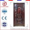 Puerta de acero popular de la seguridad de Aligeria para el apartamento