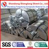 Z40g--180G Gi /DX51d Telhas de aço material da bobina de aço galvanizado com Sgch (0.12-0.8mm)