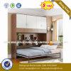 現代新しい設計されていた寝室の家具の木のベッド(HX-8NR0884)