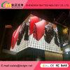 P25 al aire libre a todo color DIP fijo Pantalla LED para hacer publicidad de la pantalla
