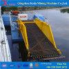 Draga de comércio do barco do navio da estaca de Weed da estação de tratamento de água da garantia