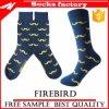 Bunte Kleid-Großhandelssocken mit Qualitäts-Socken