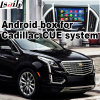 Sistema de Navegação GPS do Car Android Interface de Vídeo Cadillac Srx, Xts, ATS (CUE SYSTEM) Upgrade Touch Navigation, Cast Screen, Mirrorlink, HD 1080P, Google