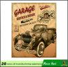 De grappige Tekens van het Tin, Hangende Beelden van Auto; De Ornamenten van het blik C129